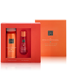 Receive a FREE 2-Pc. Happy Buddha Gift Set with any $55 purchase from the RITUALS collection
