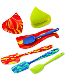 Fiesta 7-Pc. Silicone Kitchen Set