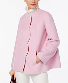 Weekend Max Mara Basco Scalloped Jacket