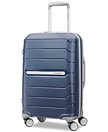 """Freeform 21"""" Carry-On Expandable Hardside Spinner Suitcase"""