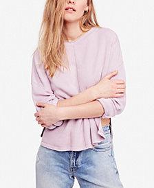 Free People Be Good Drop-Shoulder Sweater