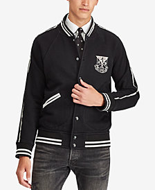 Polo Ralph Lauren Men's Collegiate Crest Fleece Jacket