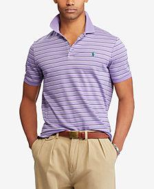 Polo Ralph Lauren Men's Custom Slim Fit Soft Touch Polo