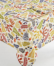 "Fiesta Fall Fest 60"" x 84"" Tablecloth"