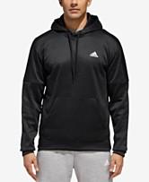 buy popular 05614 120f6 adidas Men s Team Issue Fleece Hoodie