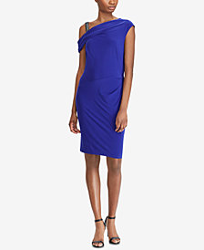 Lauren Ralph Lauren Beaded-Strap Dress