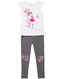 Epic Threads Toddler Girls T-Shirt & Pants, Created for Macy's