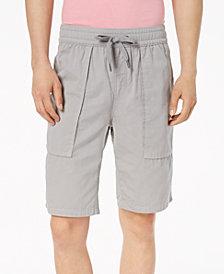Calvin Klein Jeans Men's Poplin Utility Shorts