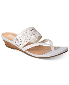 Kenneth Cole Reaction Women's Great Chime Wedge Sandals