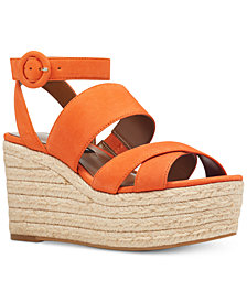 Nine West Kushala Wedge Sandals