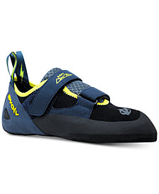 Evolv Defy Black Climbing Shoes from Eastern Mountain Sports