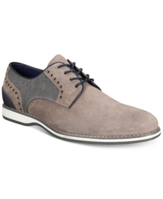 Kenneth Cole REACTION Mens Weiser Lace Up Oxford