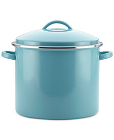 Farberware Enamel-on-Steel 16-Qt. Stockpot & Lid