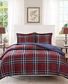 Madison Park Essentials Bernard 3-Pc. Full/Queen Comforter Set