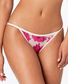 Calvin Klein Sheer Marquisette Bikini QF1682