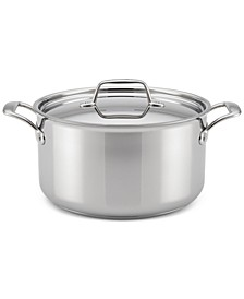 Thermal Pro Clad Stainless Steel 8-Qt. Stockpot & Lid