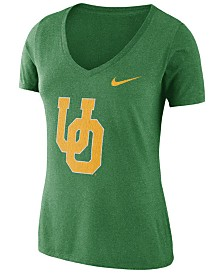 Nike Women's Oregon Ducks Tri-Vault T-Shirt