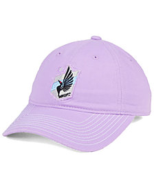 adidas Minnesota United FC Pink Slouch Cap