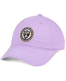 adidas Philadelphia Union Pink Slouch Cap