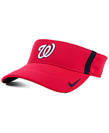 Nike Washington Nationals Aero Visor