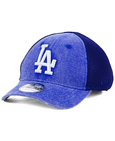 New Era Boys' Los Angeles Dodgers Jr Hooge Neo 39THIRTY Cap