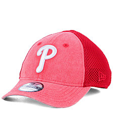New Era Boys' Philadelphia Phillies Jr Hooge Neo 39THIRTY Cap