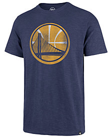 '47 Brand Men's Golden State Warriors Grit Scrum T-Shirt