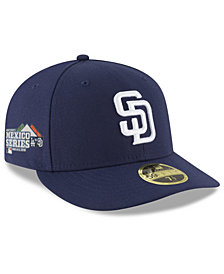 New Era San Diego Padres Mexico Series Low Profile 59FIFTY Cap