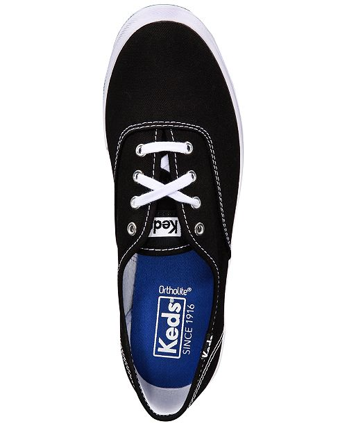 a9edd07ef8c22 ... Keds Women s Champion Ortholite reg  Lace-Up Oxford Fashion Sneakers ...