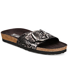 White Mountain Hemingway Flat Sandals