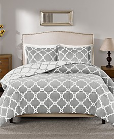 True North by Sleep Philosophy Peyton Reversible 3-Pc. Comforter Sets