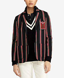 Polo Ralph Lauren Striped Blazer