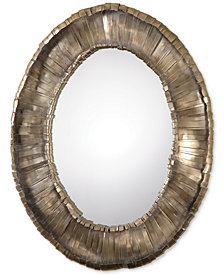 Uttermost Vevila Oval Mirror