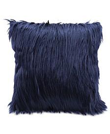 """Zuo Oceana Blue 17.7"""" x 17.7"""" Decorative Pillow"""