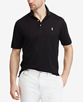 21baf7f87bb8 Polo Ralph Lauren Men s Classic-Fit Soft-Touch Polo