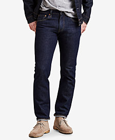 Levi's® 511™ Slim Fit Selvedge Warp Stretch Jeans