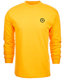 LRG Men's The Research Brand Long-Sleeve T-Shirt