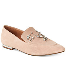 Nanette by Nanette Lepore  Gloria Pointed-Toe Flats, Created for Macy's