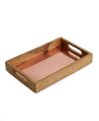Copper Meridian Tray