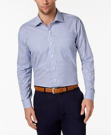 Men's Classic-Fit Shirt with Magnetic Buttons