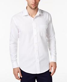 MagnaClick Men's Classic-Fit Solid Shirt