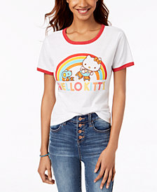 Hybrid Juniors' Hello Kitty T-Shirt