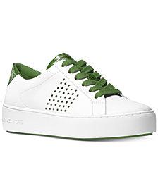 MICHAEL Michael Kors Women's Poppy Lace-Up Sneakers