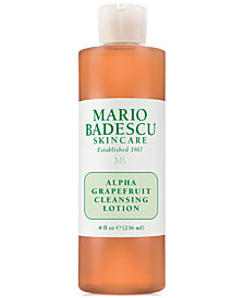 Mario Badescu Alpha Grapefruit Cleansing Lotion, 8-oz.