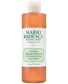 Mario Badescu Alpha Grapefruit Cleansing Lotion, 8-oz.