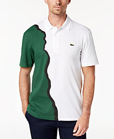 Lacoste Men's 85th Anniversary Limited Edition Jersey Polo