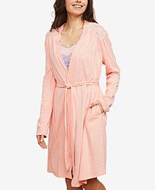Motherhood Maternity Nursing Nightgown And Robe