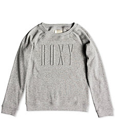 Roxy Big Girls Logo Sweatshirt
