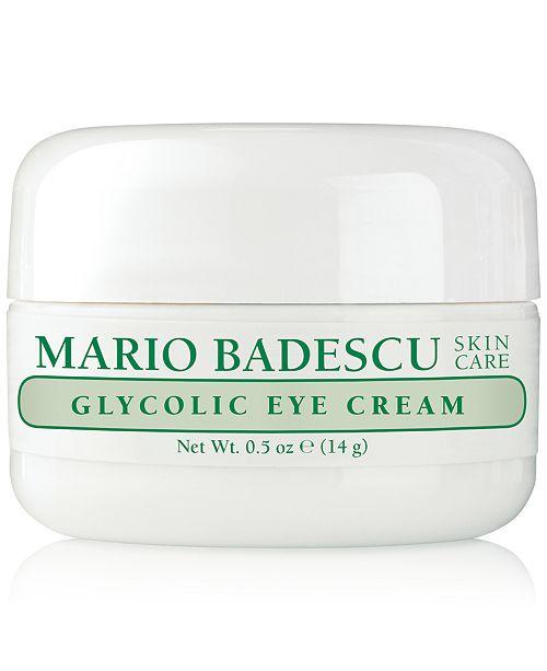 Mario Badescu Glycolic Eye Cream, 0.5-oz.