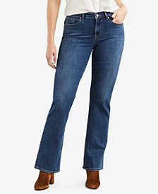 Women's Classic Bootcut Jeans in Long Length